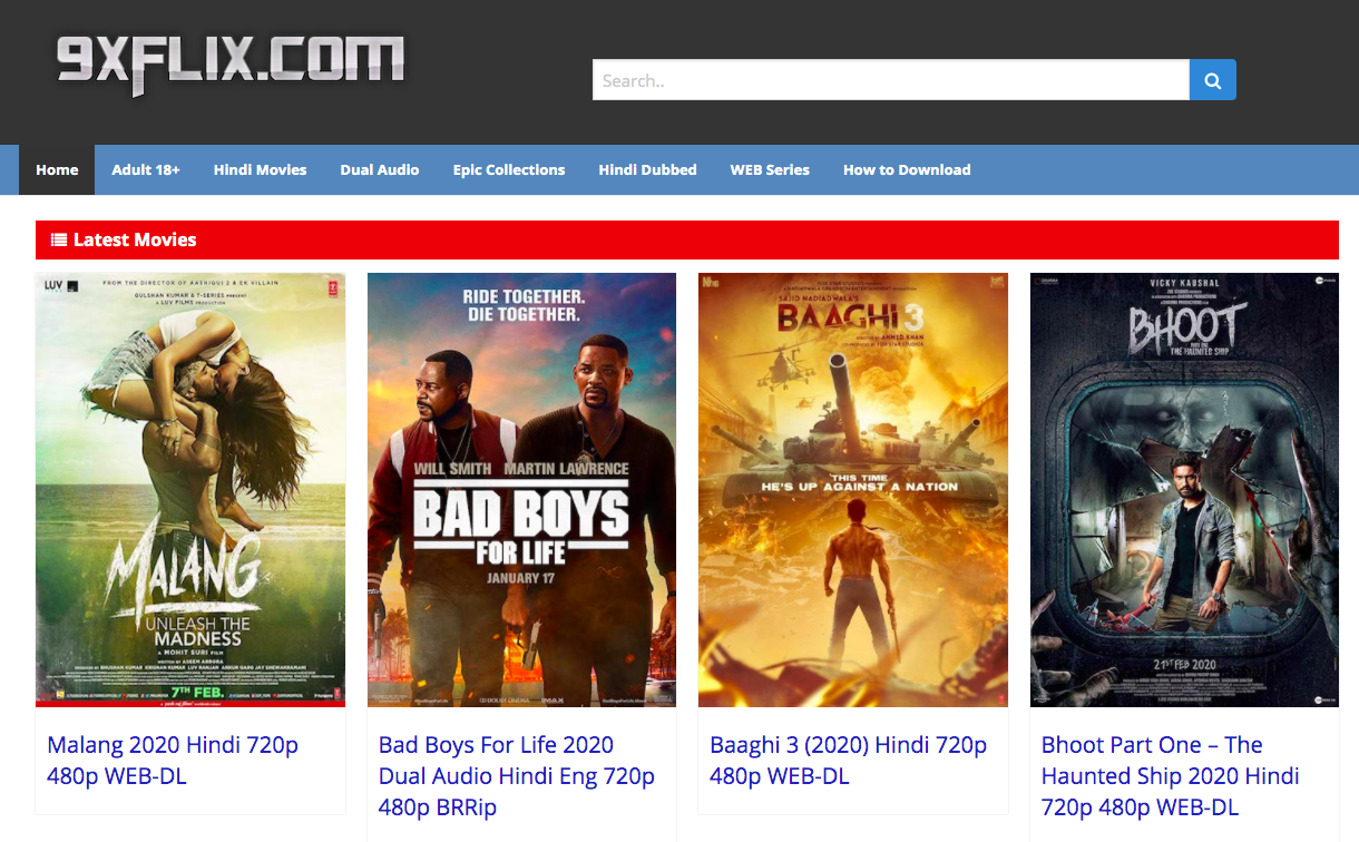 9xflix 2021: Illegal Bollywood Movies Download Website, 9xflix is a piracy website which allows users to download Bollywood movies online illegally. Watching or downloading movies from 9xflix is an act of piracy., 9xflix, 9xflix online, download Bollywood movies, 9xflix 2021