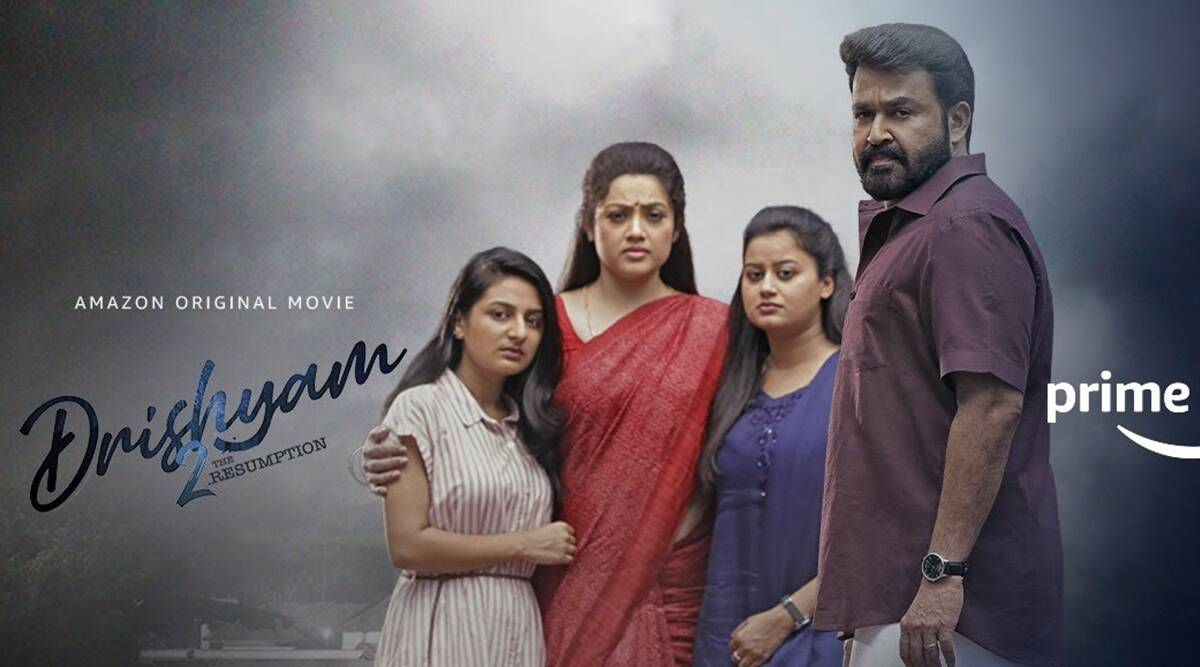 Ahead of Drishyam 2 release on Amazon Prime Video, revisiting Mohanlal's 2013 blockbuster