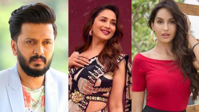 BB14 Grand Finale: Madhuri Dixit, Dharmendra, Riteish Deshmukh, Nora Fatehi, Check Full Guest List