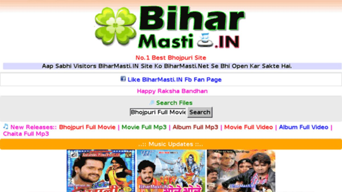 Biharmasti 2021 - Illegal HD Movies Download Website, Biharmasti is an Indian torrent website which allows users to download movies online illegally. Downloading movies from Biharmasti is an act of piracy., biharmasti, biharmasti movies, biharmasti movie download, biharmasti 2021 movies