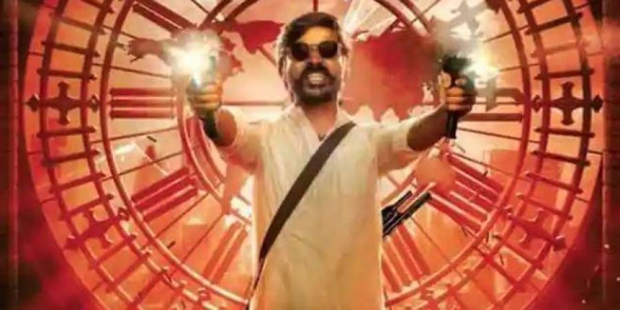 Dhanush-starrer 'Jagame Thandhiram' teaser out