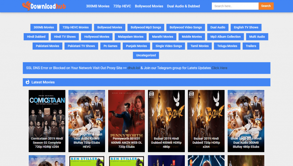 Downloadhub 2021 - Illegal HD Movies Download Website, Downloadhub is an Indian torrent website which allows users to download movies online illegally. Downloading movies from Downloadhub is an act of piracy.7Starhd is an Indian torrent website which allows users to download movies online illegally. Dow, downloadhub