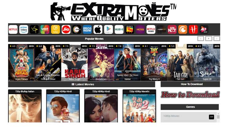 Extramovies 2021 - Illegal HD Movies Download Website, Extramovies is an Indian torrent website which allows users to download movies online illegally. Downloading movies from Extramovies is an act of piracy., extramovies, extramovies movies, extramovies movie download, extramovies 2021 movies