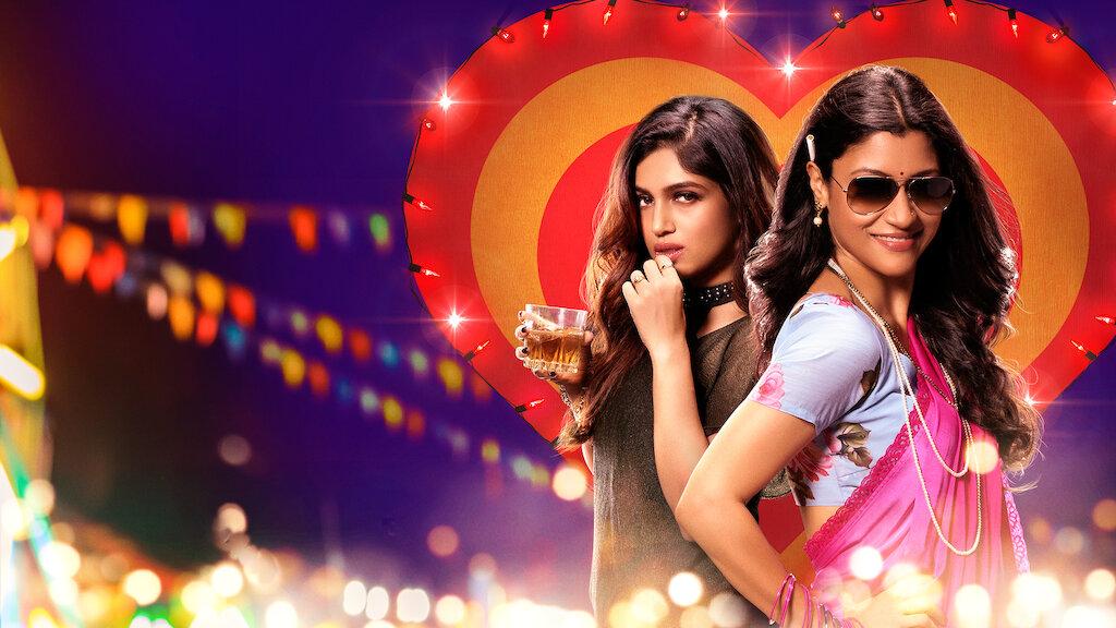 Films like Kajol's Tribhanga, Dolly Kitty Aur Woh Chamakte Sitaare chart an interesting evolution of the Bollywood 'naari'