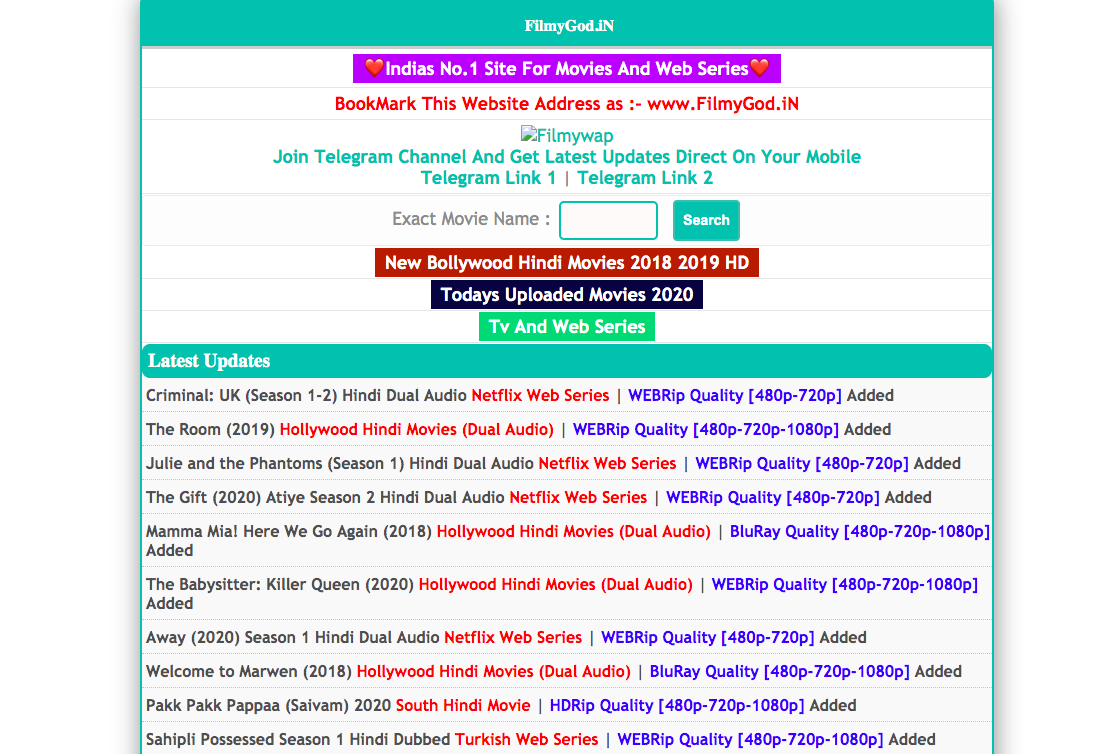 Filmygod 2021 - Illegal HD Movies Download Website, Filmygod is an Indian torrent website which allows users to download movies online illegally. Downloading movies from Filmygod is an act of piracy., filmygod, filmygod movies, filmygod movie download, filmygod 2021 movies