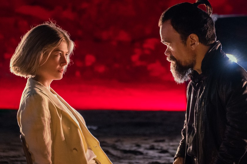 I Care a Lot: Rosamund Pike on her latest Netflix film and why she refuses to be pigeonholed by prettiness