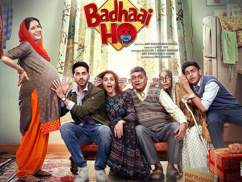 In Badhaai Ho, Neena Gupta's character remains the catalyst, seldom evolving into the focal point