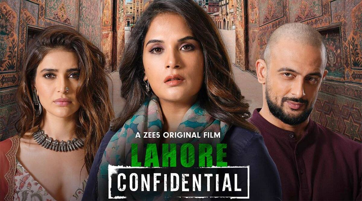 Lahore Confidential film review: A ham-handed spy flick from the man who once gave us Fanaa