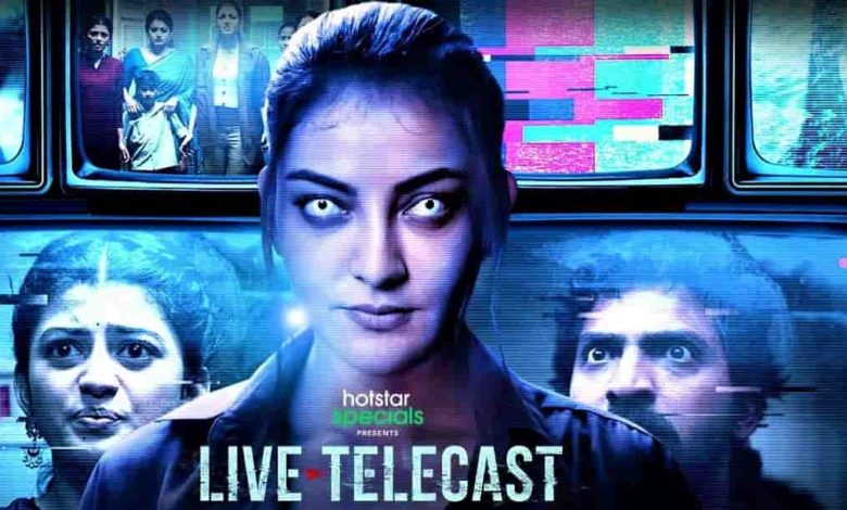 Live Telecast (2021) Web Series Download Link Leaked Online