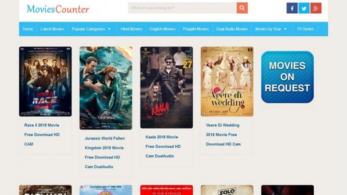 Moviescounter 2021 - Illegal HD Movies Download Website, Moviescounter is an Indian torrent website which allows users to download movies online illegally. Downloading movies from Moviescounter is an act of piracy., Moviescounter, Moviescounter movies, Moviescounter movie download, Moviescounter 2021 movies