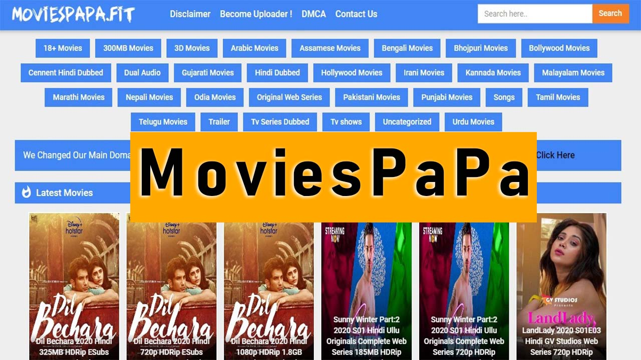 Moviespapa 2021: Illegal Movies Download Website, Moviespapa is a piracy website which allows users to download Bollywood movies online illegally. Watching or downloading movies from Moviespapa is an act of piracy, Moviespapa, Moviespapa online, download Bollywood movies, Moviespapa 2021