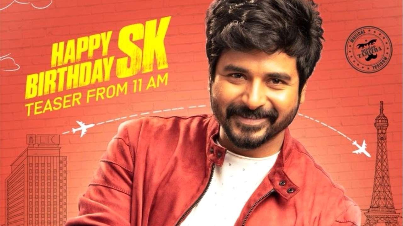 On Sivakarthikeyan's birthday, Ayalaan makers debut first track; Hansika Motwani, SJ Suryah wish actor