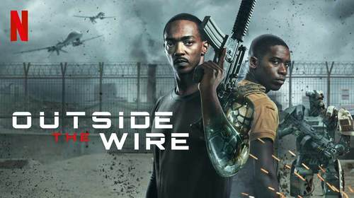 Outside the Wire Full Movie Download Available on Tamilrockers other Torrent Sites