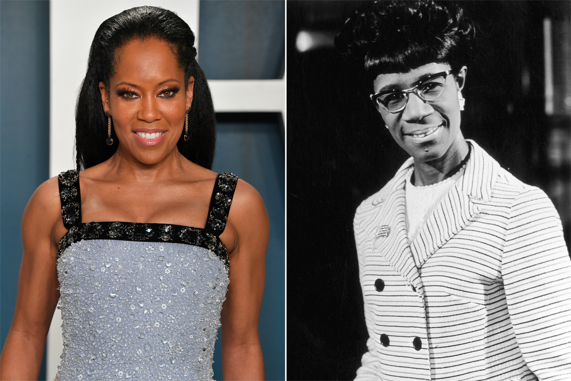 Regina King to star in, produce biopic on first Black US congresswoman Shirley Chisholm