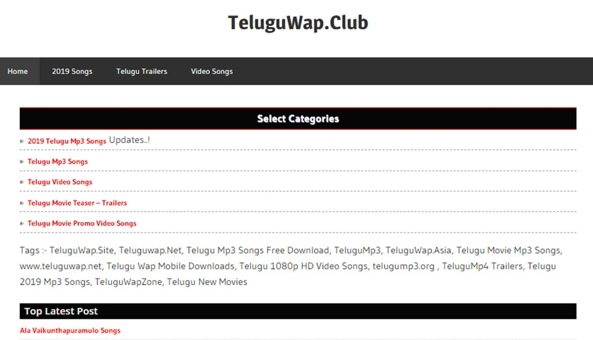 Teluguwap 2021 - Illegal HD Movies Download Website, Telugu Wap is an Indian torrent website which allows users to download movies online illegally. Downloading movies from Telugu Wap is an act of piracy., Teluguwap