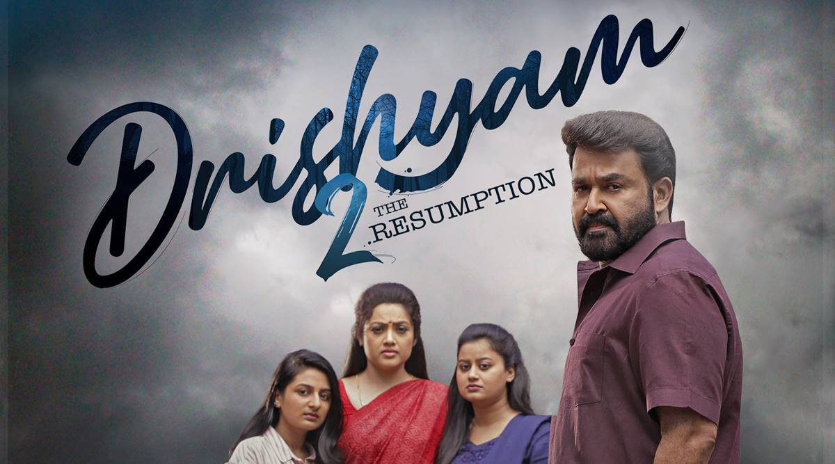 """Watch """"Drishyam 2"""" Streaming on Amazon Prime Video from February 19"""