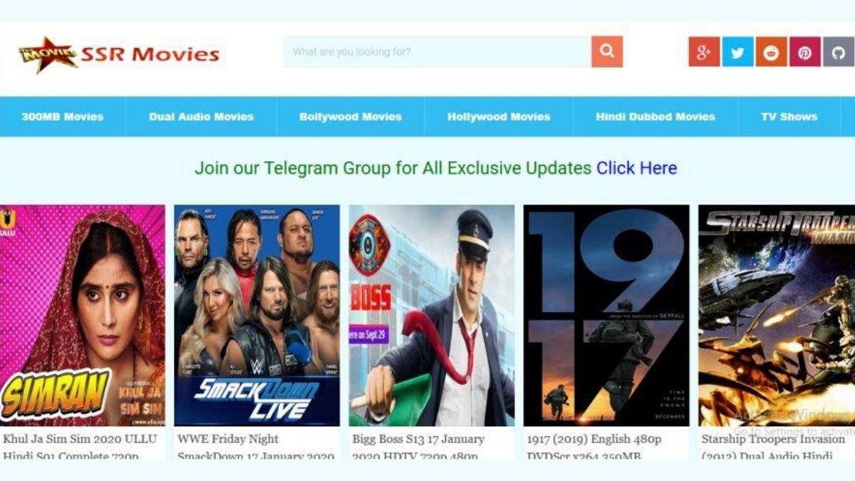 Ssr movie 2021 - Illegal HD Movies Download Website, Ssr movie is an Indian torrent website which allows users to download movies online illegally. Downloading movies from Ssr movie is an act of piracy., ssr movie