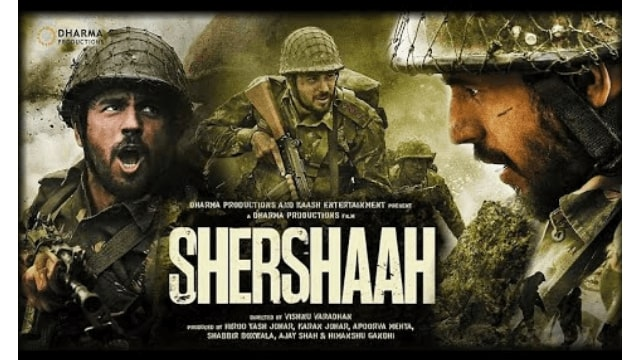 """""""Shershaah"""": Kiara Advani's incredible War film that will hit on August – Entertainment News & Reality Shows & Netflix Latest Updates"""