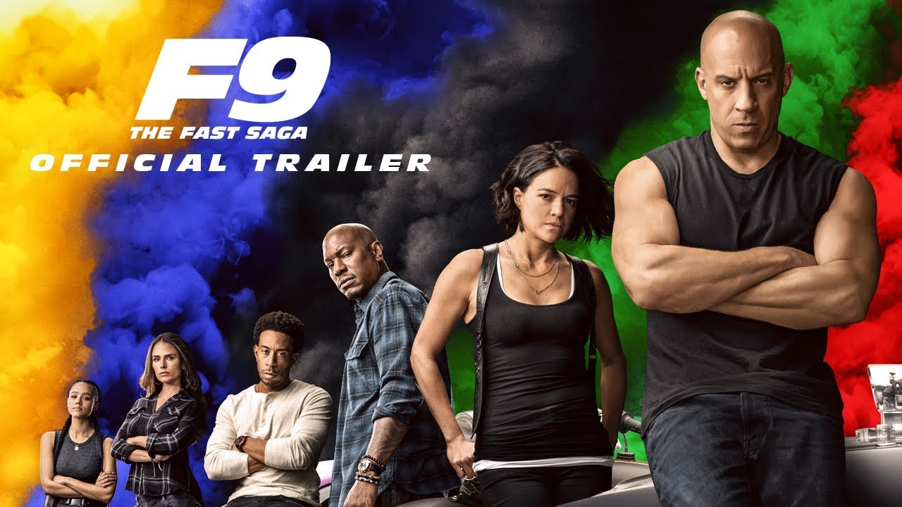 Fast & Furious 9 Full Movie Hindi Dubbed Download 480p 720p Tamilrockers 9xmovies | Blueboy News