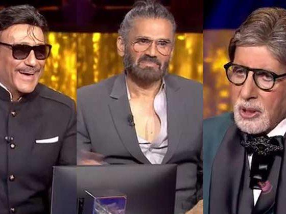 Jackie Shroff & Sunil Shetty To Graces The Show – Entertainment News Reality Shows & Netflix Movie Latest Updates