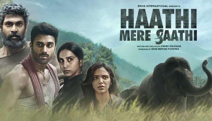 Haathi Mere Saathi Full Movie Download Filmymeet | Mp4moviez | Filmyzilla