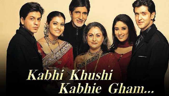 Kabhi Khushi Kabhie Gham Full Movie Download Extramovies