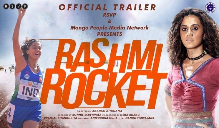 Watch Rashmi Rocket Movie On Zee5   Rashmi Rocket Full Movie Filmyzilla Tamilrockers Leaked   BlueBoy News