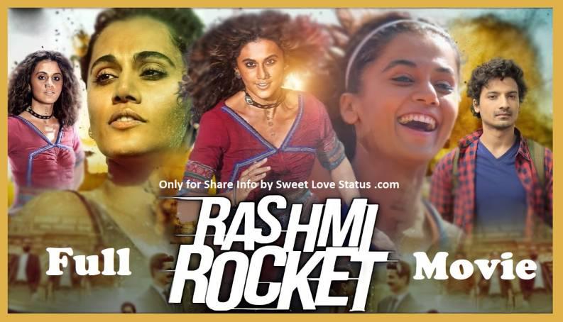 Rashmi Rocket Full Movie Download 720p Filmyzilla Filmywap Mp4moviez